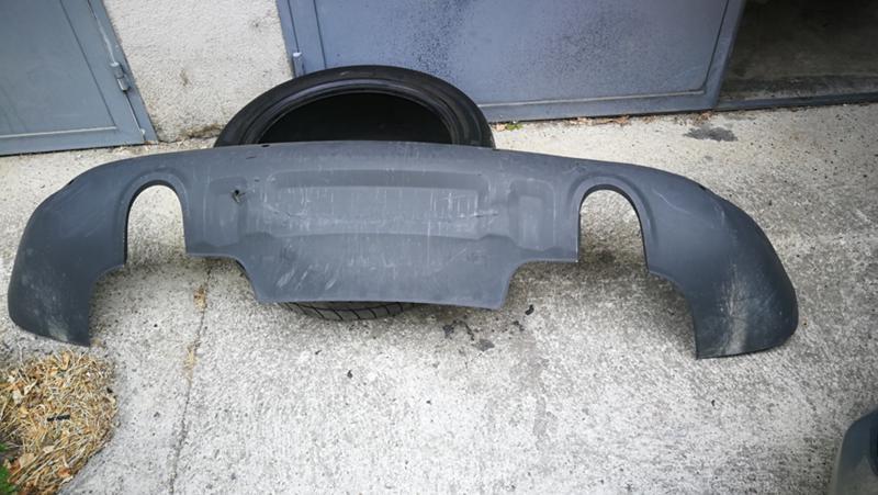 Дифузьор за Audi Q5 задна броня