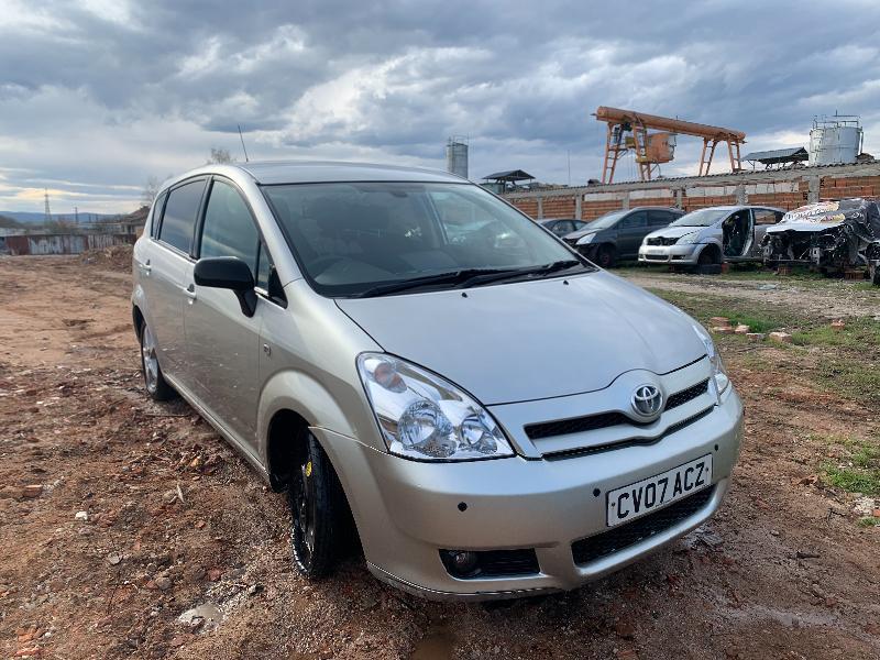 Toyota Corolla verso 1.8. VVT-I 129к.с  АВТОМАТ НА ЧАСТИ
