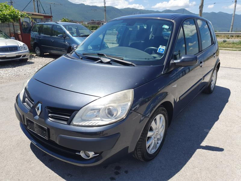 Renault Scenic 1.5dci 102k face