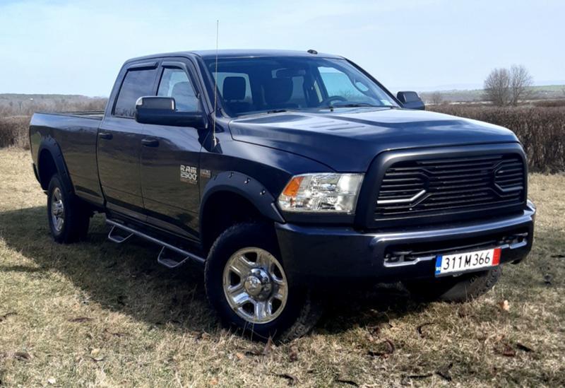 Dodge Ram 2500  5.7hemi