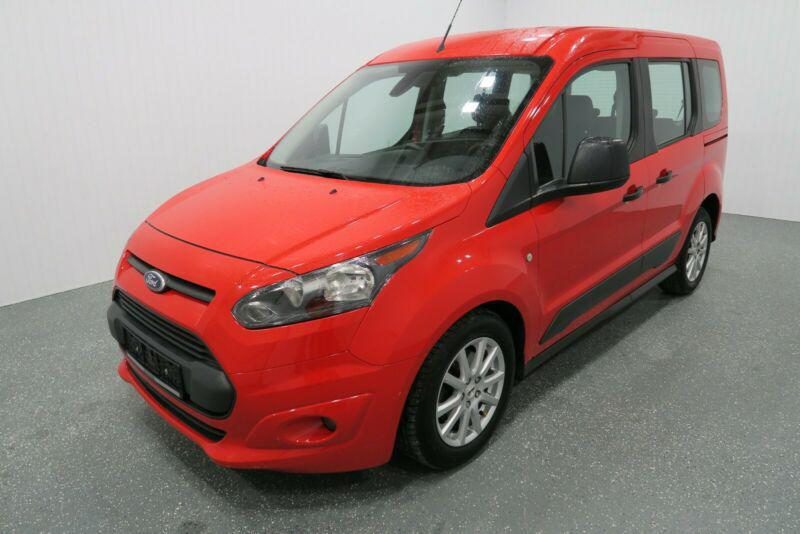 Ford Connect На части 1.5D