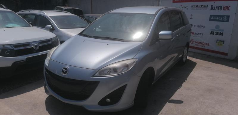 Mazda 5 1.6hdi