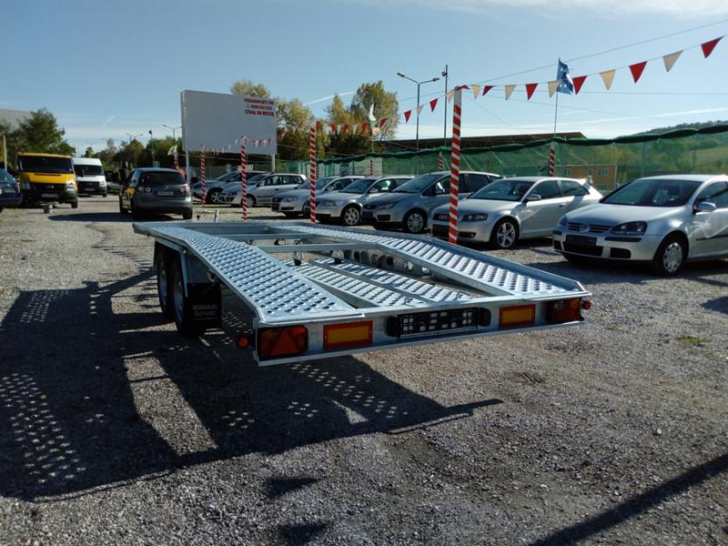 За автомобил Sirius KNOT - 2500 T - 4,6/2,05m