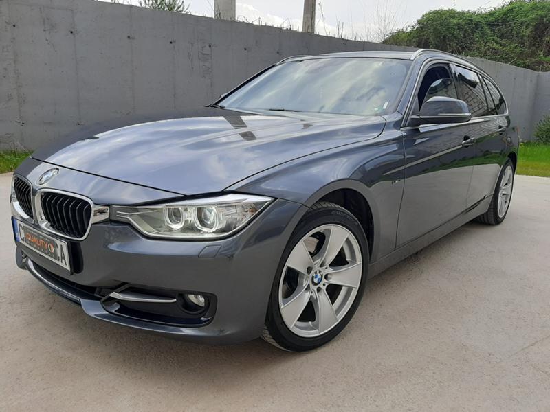BMW 320 184kc.SPORT 4x4