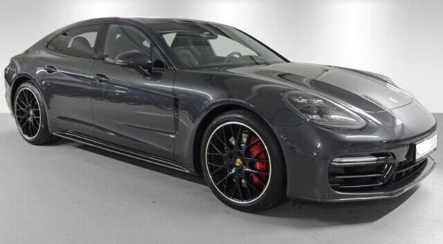 Porsche Panamera GTS 4.0