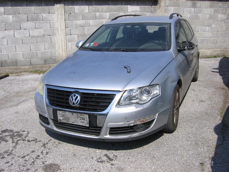 VW Passat 2.0 TDI 4X4