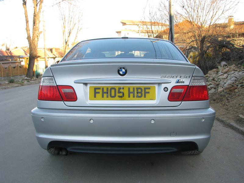 BMW 330 cd m pack 204k.s., снимка 5
