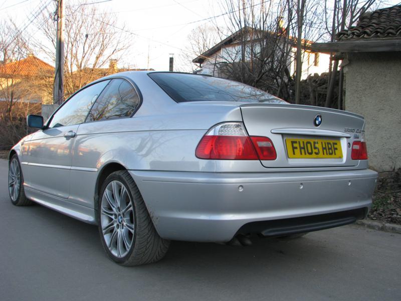 BMW 330 cd m pack 204k.s., снимка 7