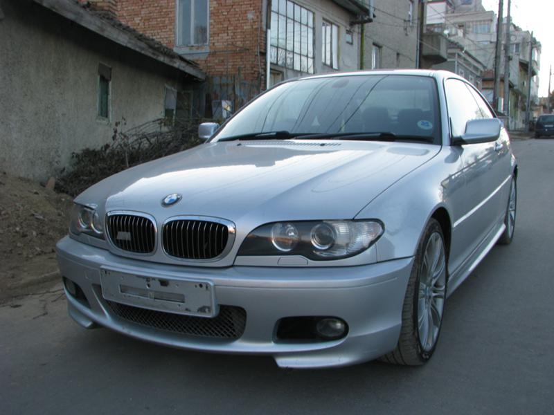 BMW 330 cd m pack 204k.s., снимка 1