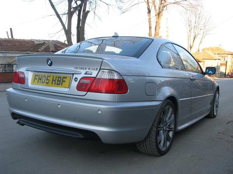 BMW 330 cd m pack 204k.s., снимка 6
