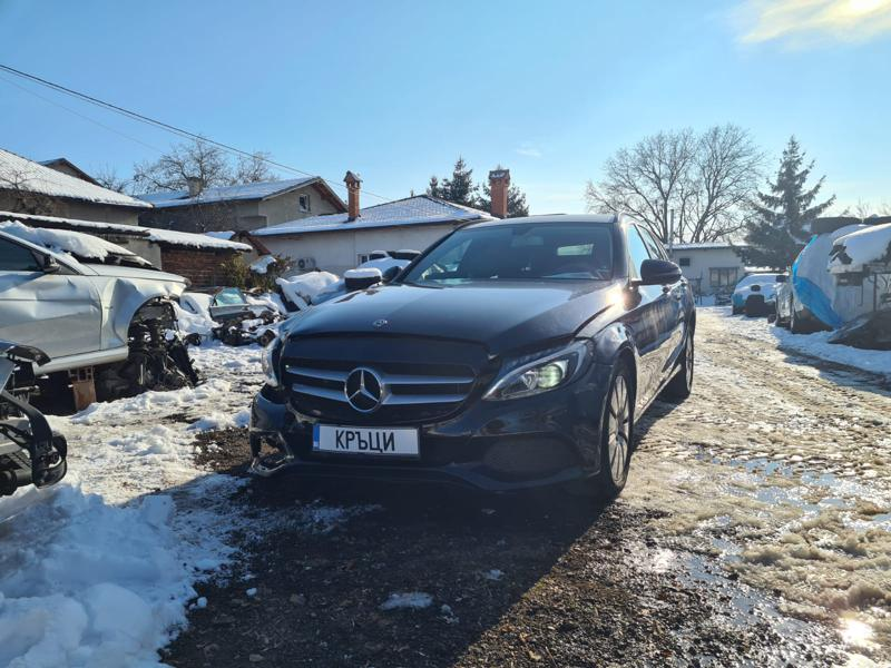 Mercedes-Benz C 250 250 CDI 4 MATIC W205
