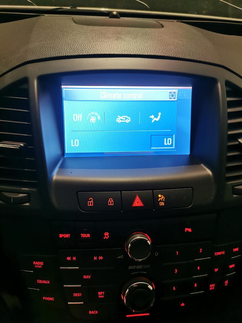 Opel Insignia 2.0d 160 COSMO, снимка 6