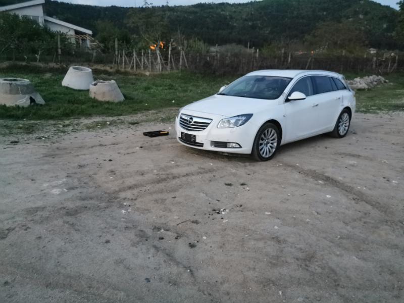 Opel Insignia 2.0d 160 COSMO, снимка 1
