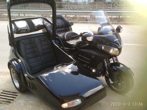 Honda Gold Wing GT 2001 SIDE CAR