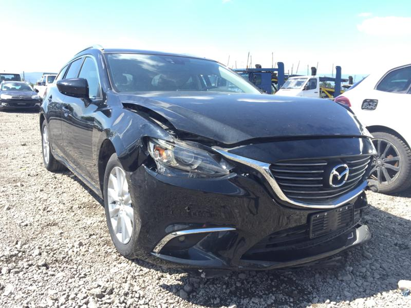 Mazda 6 2,2D/150HP/SH