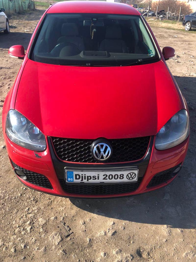 VW Golf 2,0 TDI НА ЧАСТИ