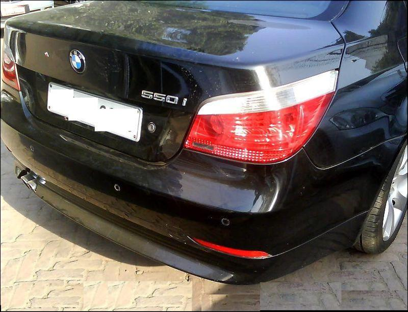 BMW 550 4.8