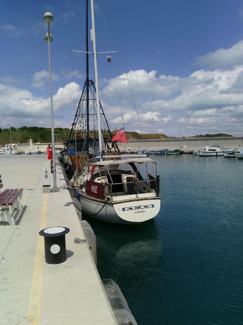 Ветроходна лодка Hurley Marine 3090