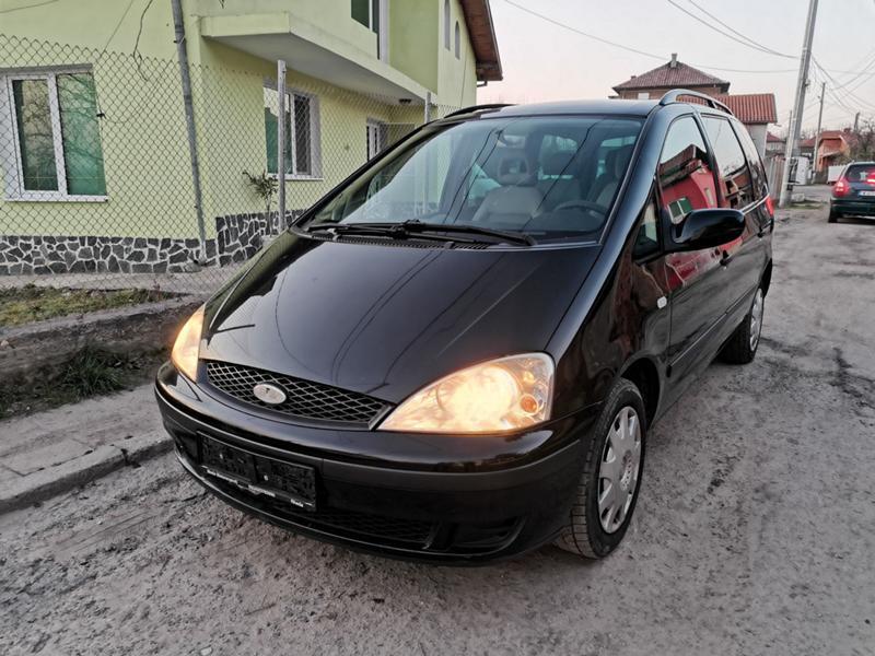 Ford Galaxy 1.9 TDI 2004к 6 скорости