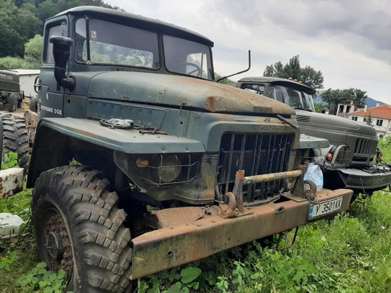 Ural Crone 375 БЕНЗИН