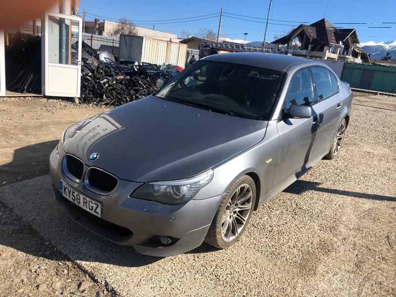 BMW 520 E60, M SPORT, LCI, 520d, 177hp НА ЧАСТИ