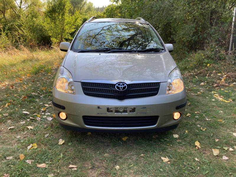 Toyota Corolla verso 2.0D4D 90кс 1CD НА ЧАСТИ
