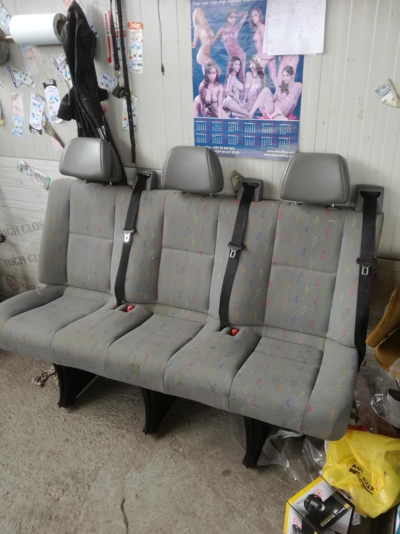 VW Crafter 2,5тди