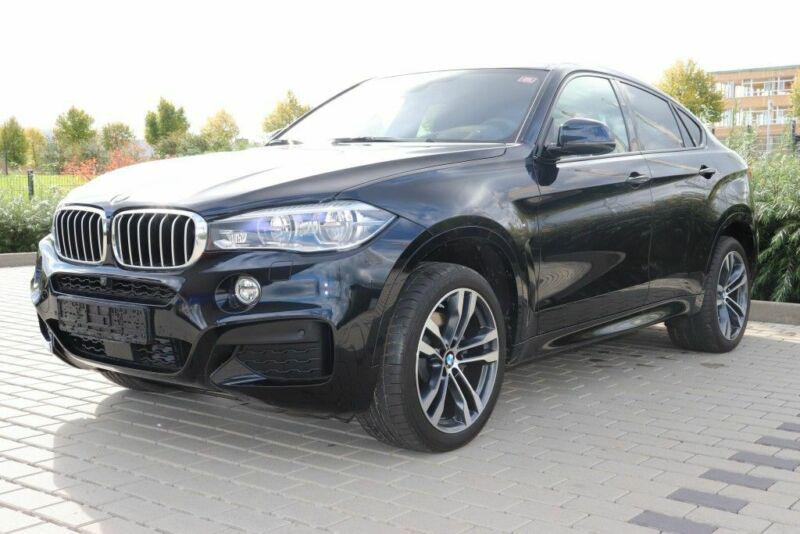 BMW X6 4.0D 2бр НА ЧАСТИ