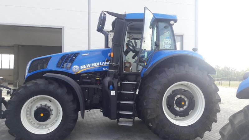 Трактор New Holland TD5,T6,T7,T8