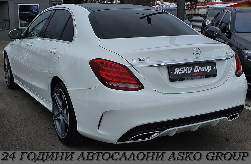 Mercedes-Benz C 250 ! AMG*4MATIC*GERMANY*PANORAMA*180KAMERA*F1*NOVA*LI, снимка 7