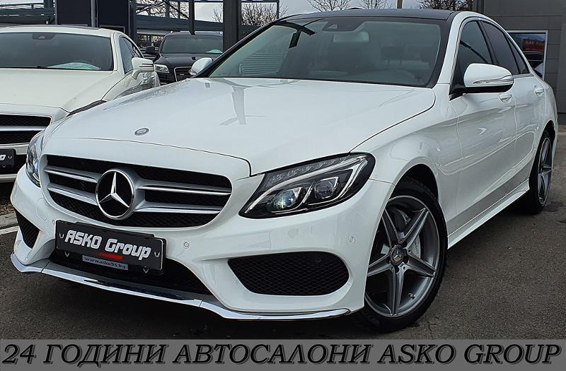 Mercedes-Benz C 250 ! AMG*4MATIC*GERMANY*PANORAMA*180KAMERA*F1*NOVA*LI, снимка 17