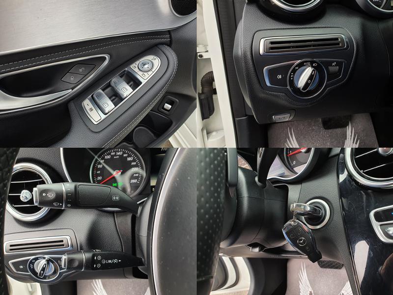 Mercedes-Benz C 250 ! AMG*4MATIC*GERMANY*PANORAMA*180KAMERA*F1*NOVA*LI, снимка 9