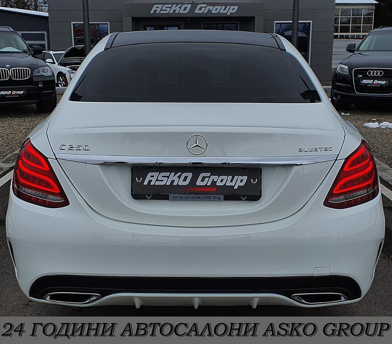 Mercedes-Benz C 250 ! AMG*4MATIC*GERMANY*PANORAMA*180KAMERA*F1*NOVA*LI, снимка 6