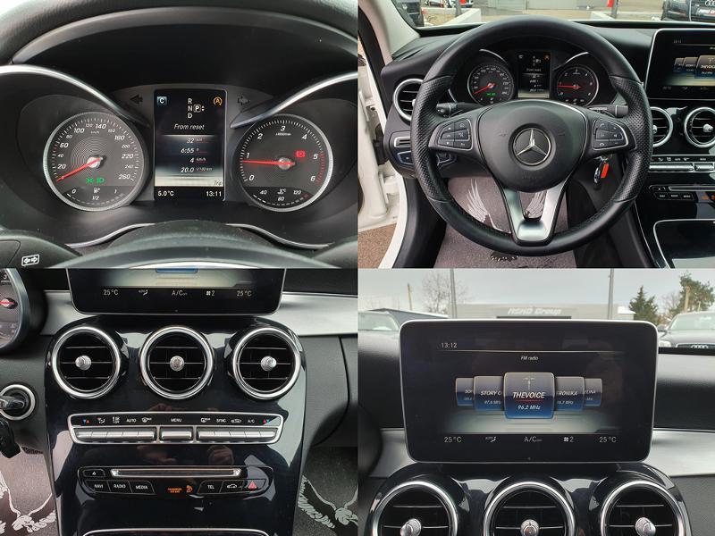 Mercedes-Benz C 250 ! AMG*4MATIC*GERMANY*PANORAMA*180KAMERA*F1*NOVA*LI, снимка 10