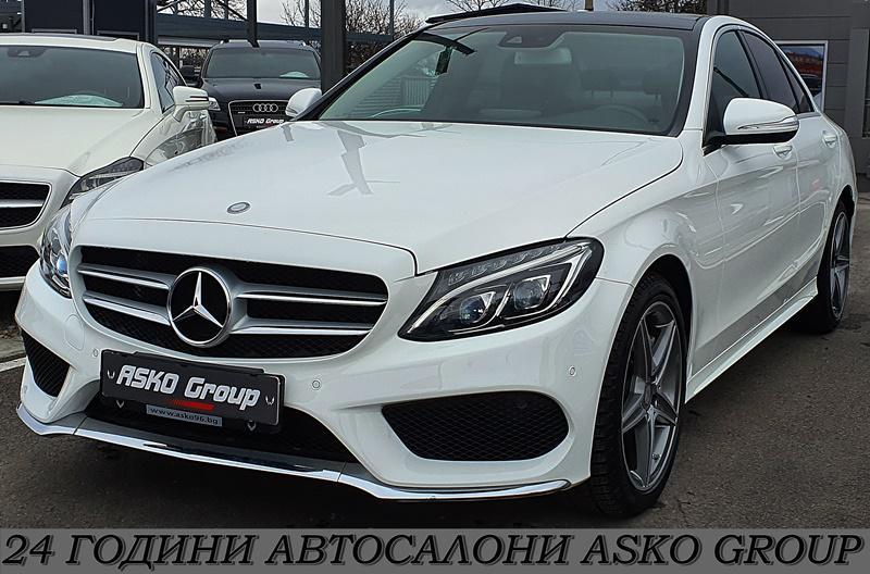 Mercedes-Benz C 250 ! AMG*4MATIC*GERMANY*PANORAMA*180KAMERA*F1*NOVA*LI, снимка 1