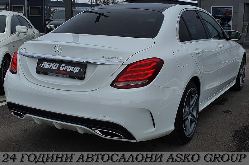 Mercedes-Benz C 250 ! AMG*4MATIC*GERMANY*PANORAMA*180KAMERA*F1*NOVA*LI, снимка 5