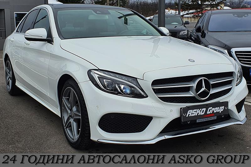 Mercedes-Benz C 250 ! AMG*4MATIC*GERMANY*PANORAMA*180KAMERA*F1*NOVA*LI, снимка 3