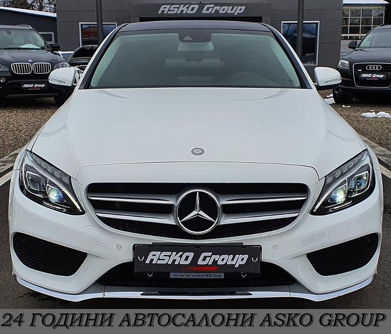 Mercedes-Benz C 250 ! AMG*4MATIC*GERMANY*PANORAMA*180KAMERA*F1*NOVA*LI, снимка 2