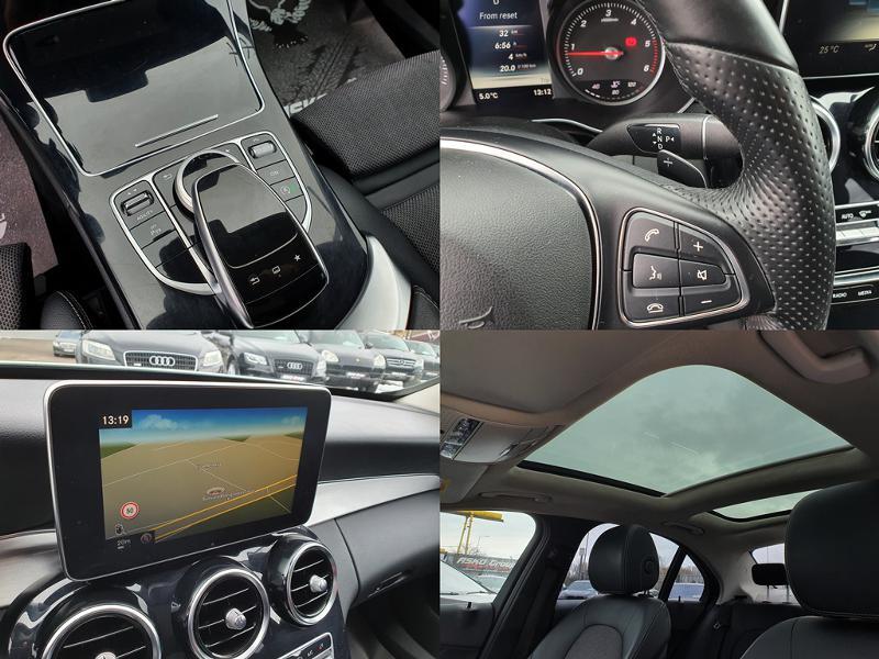 Mercedes-Benz C 250 ! AMG*4MATIC*GERMANY*PANORAMA*180KAMERA*F1*NOVA*LI, снимка 11