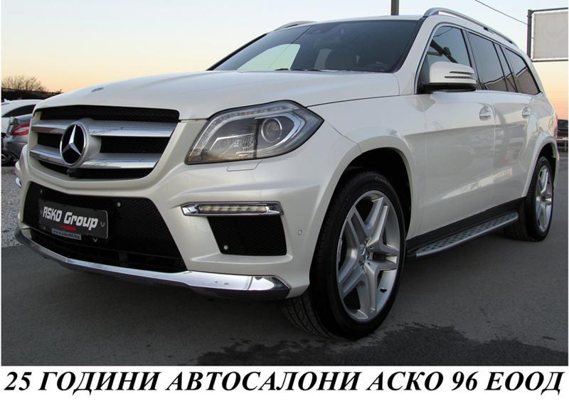 Mercedes-Benz GL 350 !AMG/6+1/ Keyless GO/360-KAMERA/ГЕРМАНИЯ/ ЛИЗИНГ