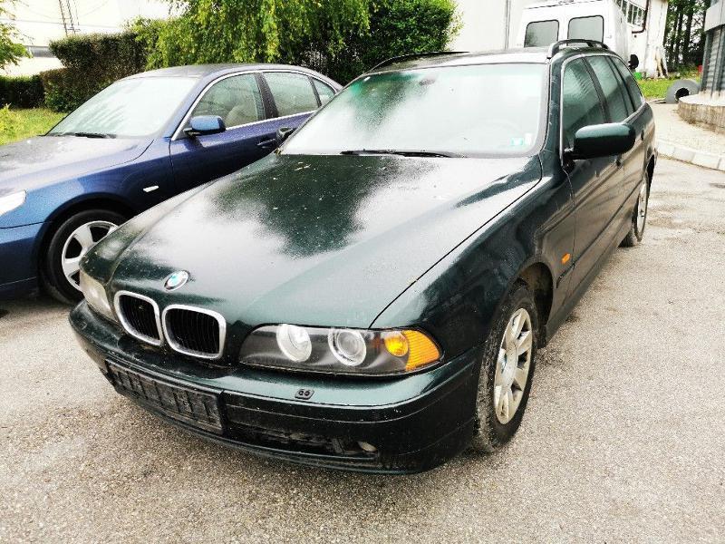 BMW 530 3.0D 193к.с.