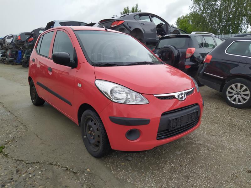Hyundai I10 1.1 бензин 90000км.