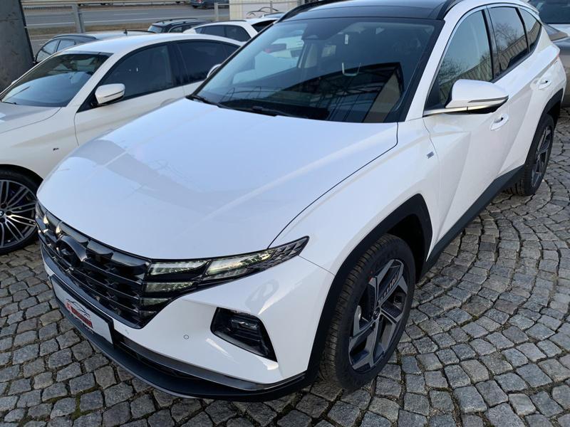 Hyundai Tucson 230к.с./Hibrid/4x4/Premium
