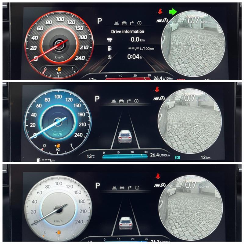 Hyundai Tucson 230к.с./Hibrid/4x4/Premium, снимка 14