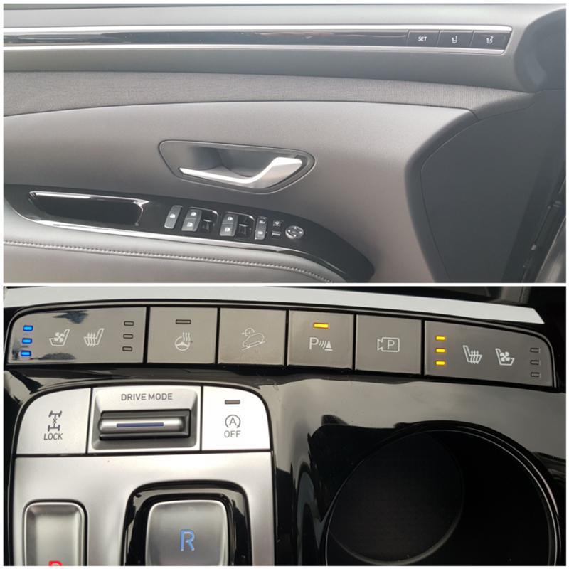Hyundai Tucson 230к.с./Hibrid/4x4/Premium, снимка 15