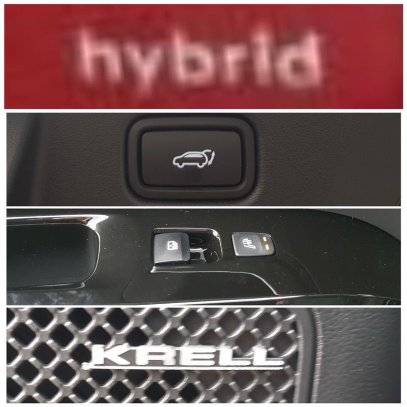 Hyundai Tucson 230к.с./Hibrid/4x4/Premium, снимка 16