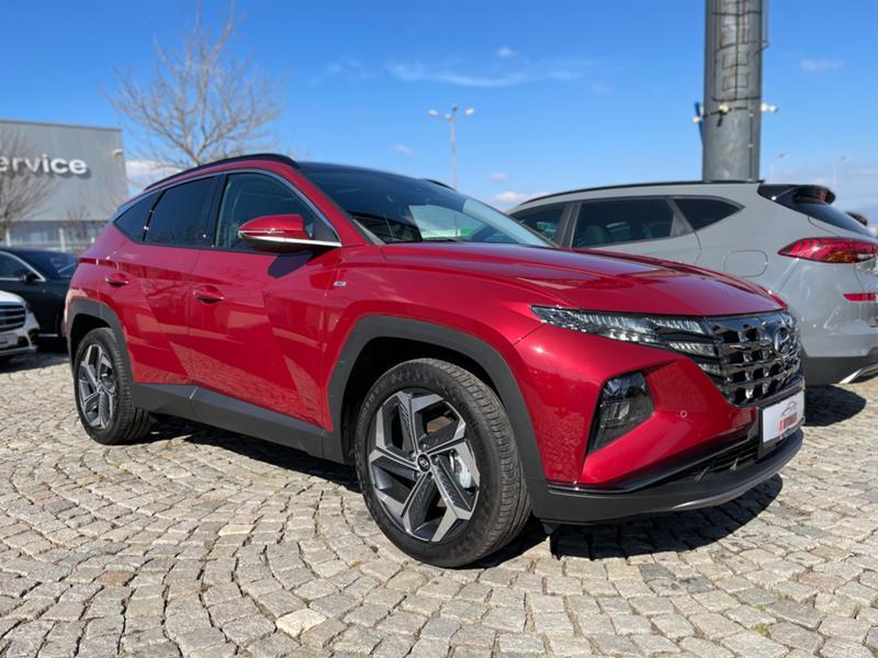 Hyundai Tucson 230к.с./Hibrid/4x4/Premium, снимка 5