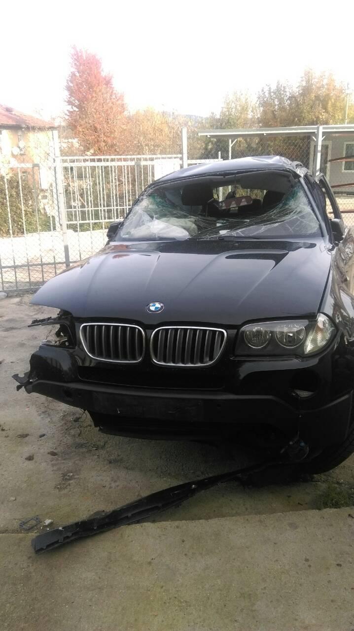 BMW X3 2.0d 177кs