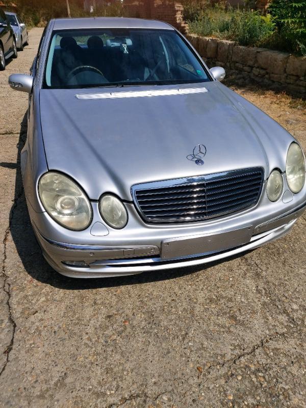 Mercedes-Benz E 270 3.2 и 2.7 CDI НА ЧАСТИ
