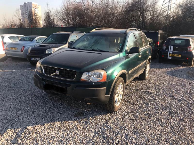 Volvo Xc90 2.9 turbo
